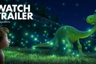 Watch : Disney-Pixar's Awesome Trailer of ' The Good Dinosaur '