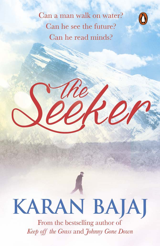 The Seeker Karan Bajaj