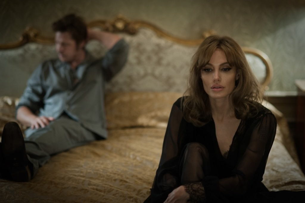 Watch: 'By the Sea' Movie Trailer Starring Angelina Jolie and Brad Pitt