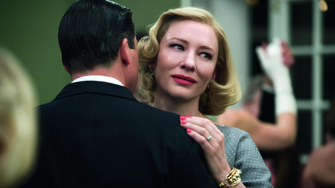 Watch: 'Carol' Movie Trailer Starring Cate Blanchett And Rooney Mara