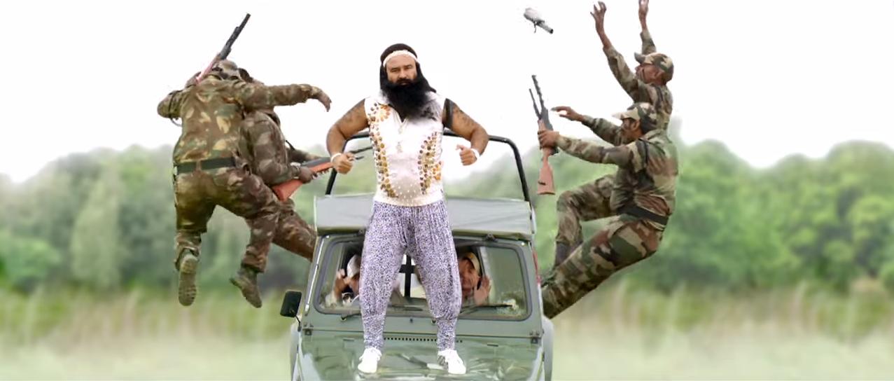 Watch : 'MSG-2 The Messenger' Teaser| Saint Gurmeet Ram Rahim Singh Insan