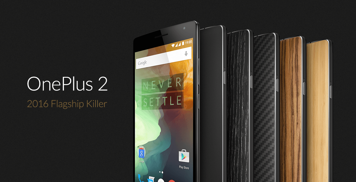 Indian Nerve Is Giving Away OnePlus Two Invites! Sign Up Already.