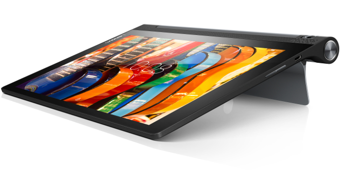 Lenovo Yoga Tab 3 4G LTE With Android 5.1 Lollipop Launched For Rs. 16,999/-