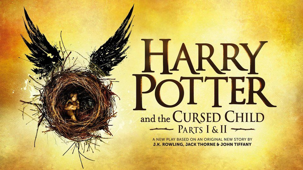 Expecto Awesome – J.K. Rowling's New Two-Part Play 'Harry Potter And The Cursed Child' Is The Eighth Potter Story