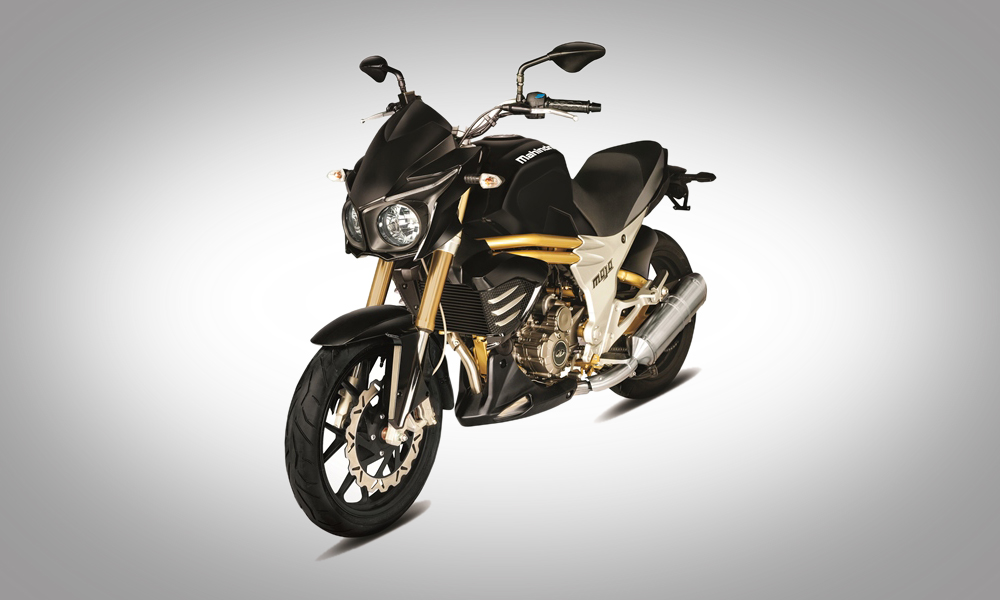 Mahindra Mojo 300cc Bike Launched in India For Rs 1.58 Lakh