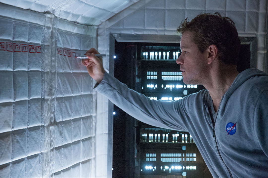 Watch A Deleted Scene From Ridley Scott's 'The Martian'
