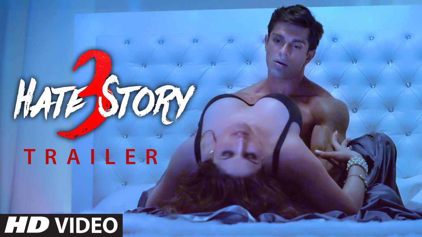 Watch: 'Hate Story 3' Trailer Starring Sharman Joshi, Zareen Khan, Daisy Shah