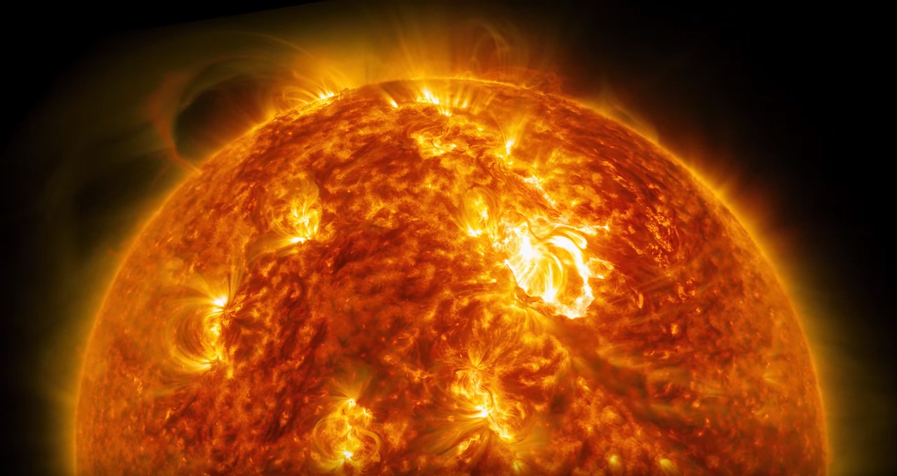 NASA Releases Breathtaking 4K High-Definition Video Of The Sun In Unprecedented Detail