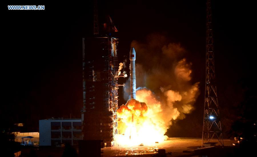 chinasat china communications satellite