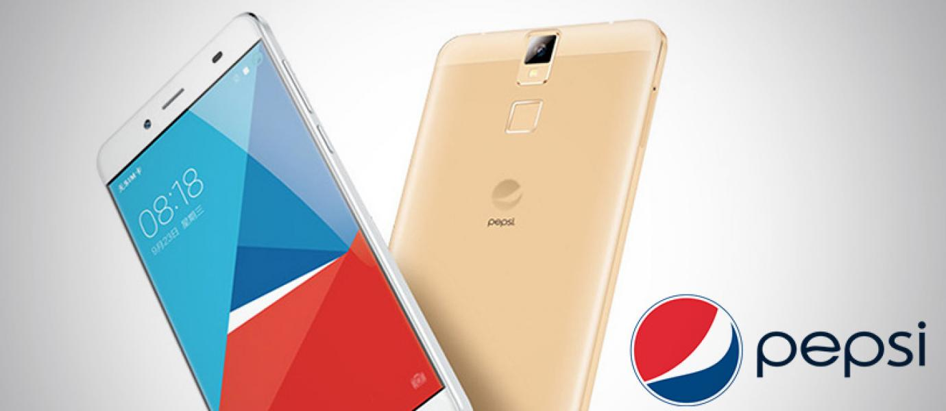Pepsi Phone P1 Android Smartphone Is Being Crowdfunded In China