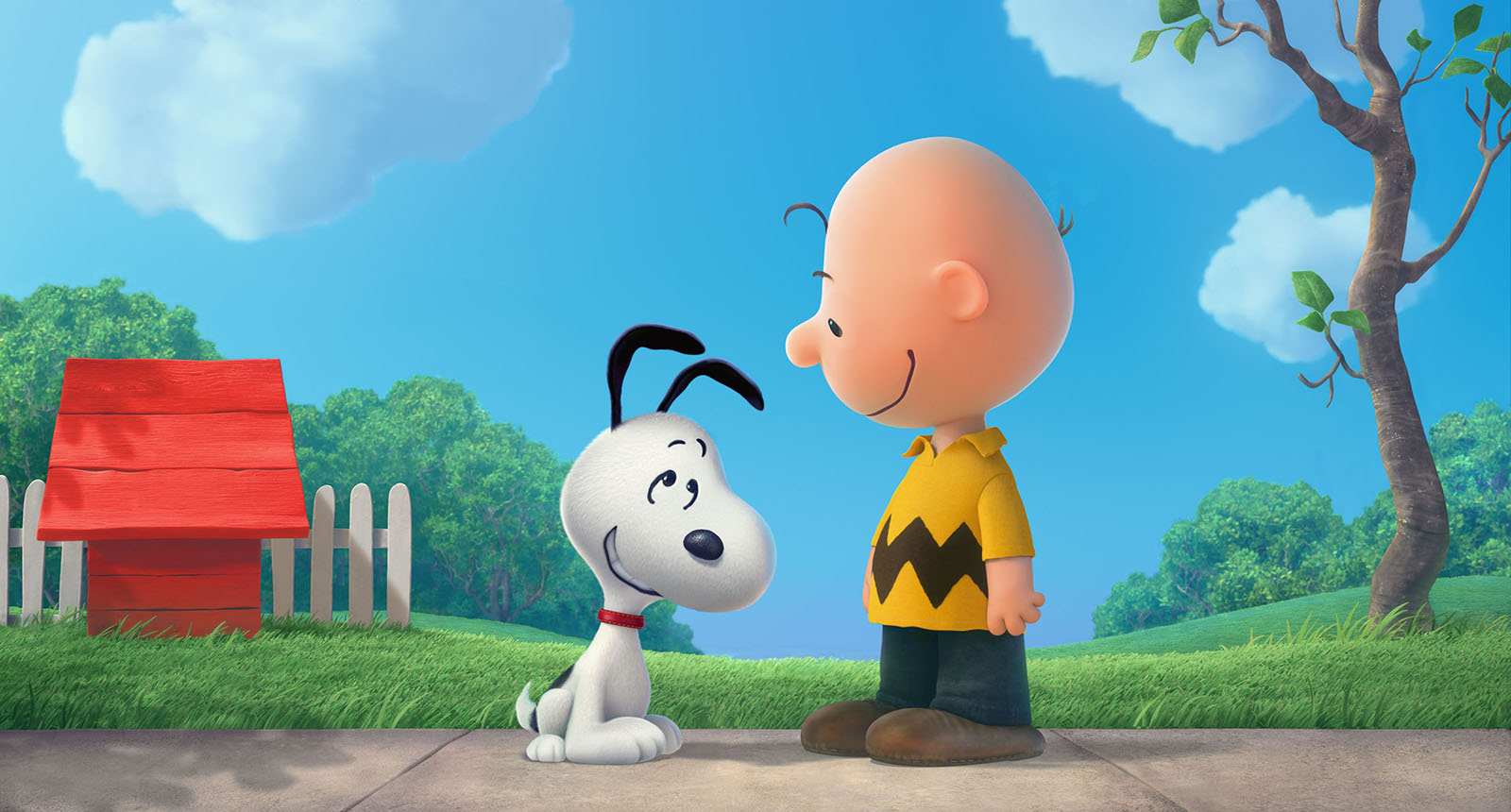 Snoopy And Charlie Brown: The Peanuts Movie | Exclusive Clip