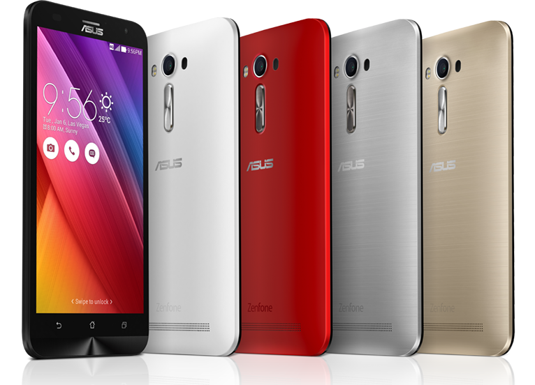 ASUS Zenfone 2 Laser Launched For Rs.17,999/-; 6-Inch Display, 13MP Camera