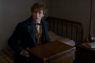 fantastic beasts and where to find them eddie