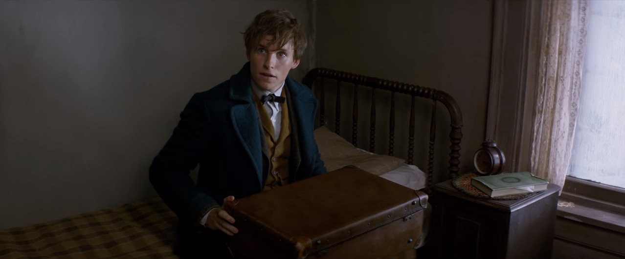 Watch: 'Fantastic Beasts and Where to Find Them' Trailer Starring Eddie Redmayne as a Magizoologist
