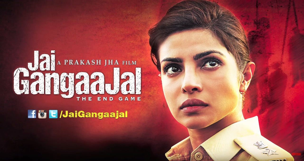Watch: 'Jai Gangaajal' Official Trailer Starring Priyanka Chopra as a Tough Cop