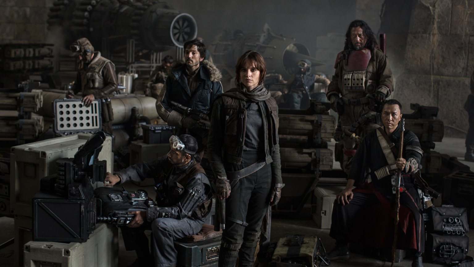 'Star Wars: Rogue One' | Movie Review – The Prequel Redeemed