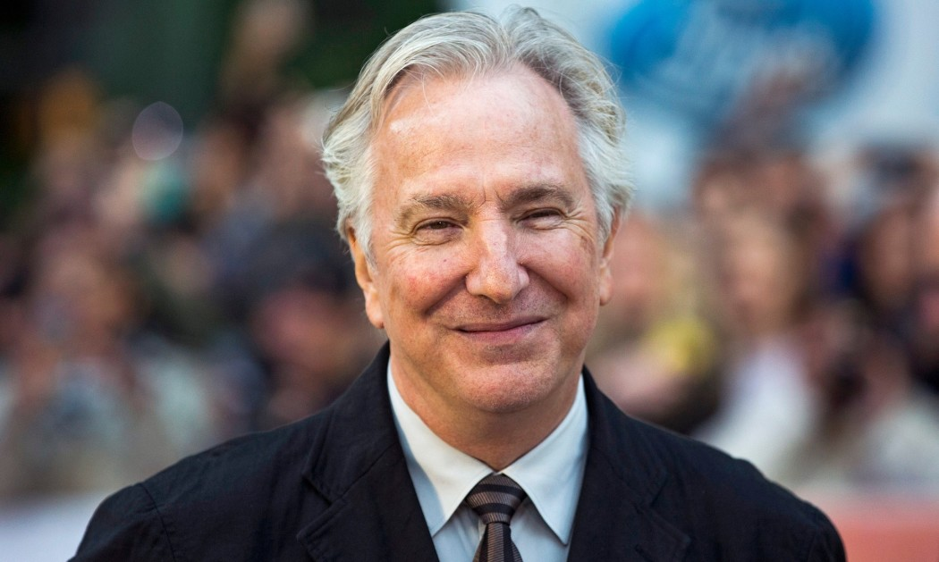 Alan Rickman British Actor