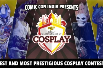 Indian Championships of Cosplay