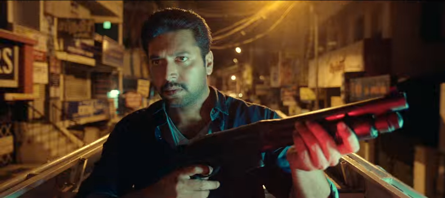 First Tamil Zombie Film 'Miruthan' Looks Insanely Awesome! Watch Trailer.