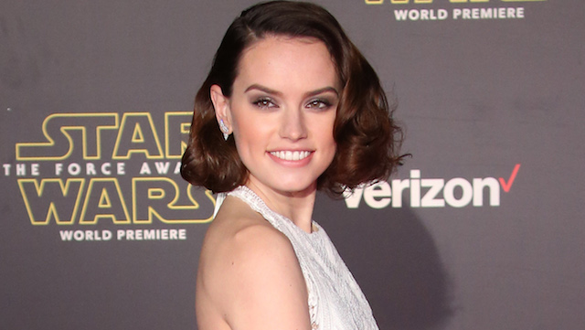 Daisy Ridley to Reunite with J J Abrams for 'Kolma'
