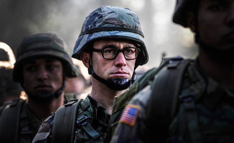 Watch: 'Snowden' Biopic Trailer Starring Joseph Gordon-Levitt