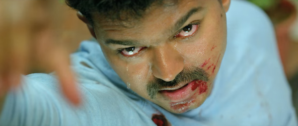 'Theri' | Tamil Movie Review – Vijay Shines, The Film Doesn't.
