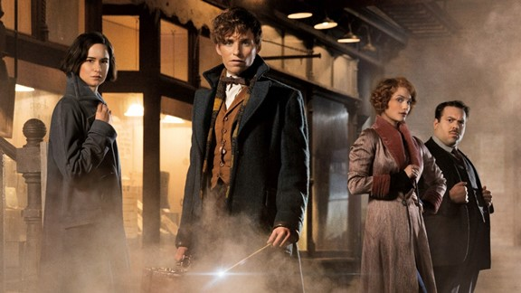 New 'Fantastic Beasts and Where to Find Them' Trailer Welcomes You To A Magical New York