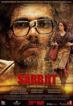 sarbjit poster randeep hooda aishwarya rai bachchan