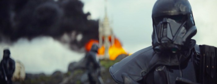 'Star Wars: Rogue One' Teaser Trailer Is Out!
