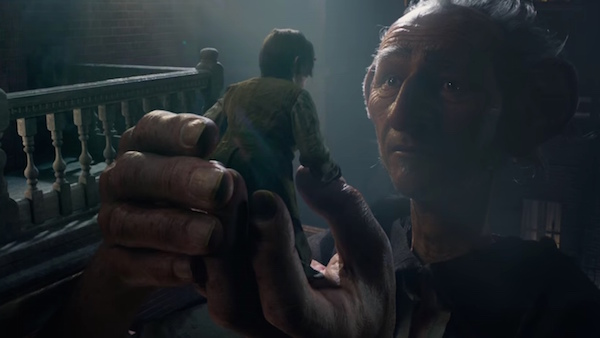the bfg movie steven spielberg