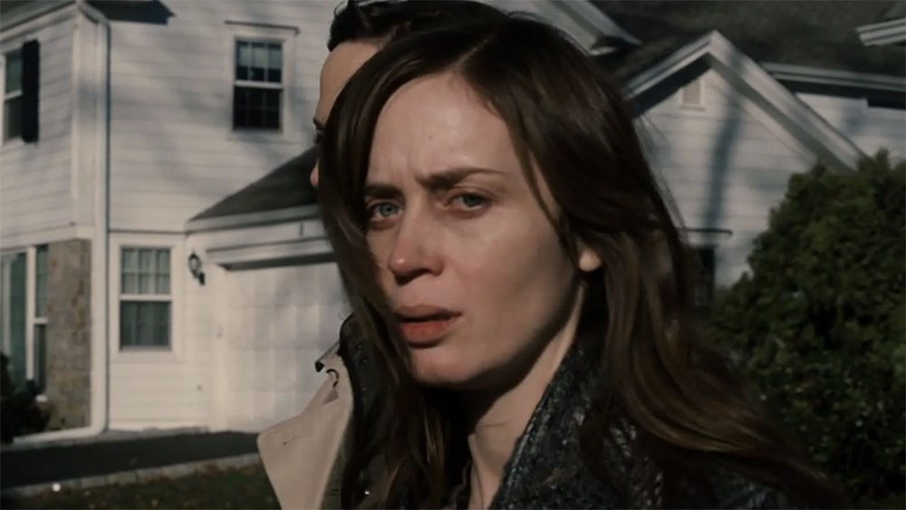 'The Girl On The Train' Movie Trailer Is Here – Booze, Heartbreak, And Emily Blunt.