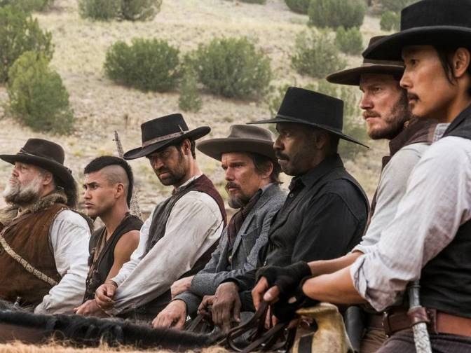 The Magnificent Seven | Trailer