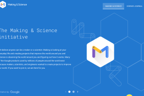 Science Journal : The best gift from google to Kids who love Science