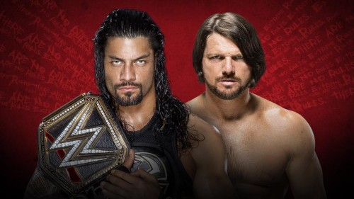 WWE Extreme Rules 8