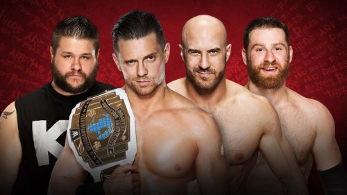 WWE Extreme Rules 9