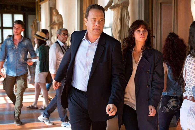 Watch: 'The Inferno' Movie Trailer Starring Tom Hanks as Robert Langdon
