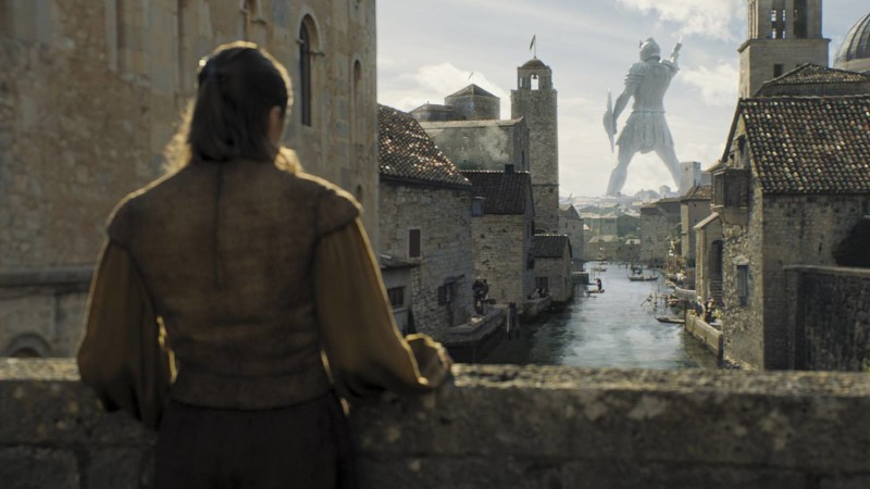 Game Of Thrones, Season 6 Episode 7 – 'The Broken Man' | Review – The Axe Effect
