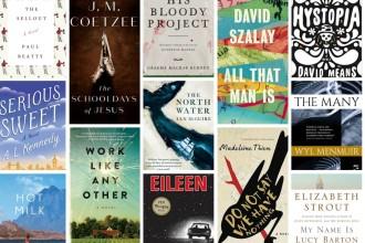 Man Booker Prize 2016 Longlist - Indian Nerve