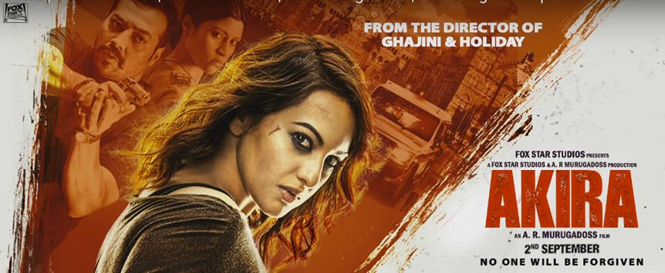 Watch 'Akira' Movie Trailer Starring Sonakshi Sinha, Anurag Kashyap and Konkona Sen Sharma