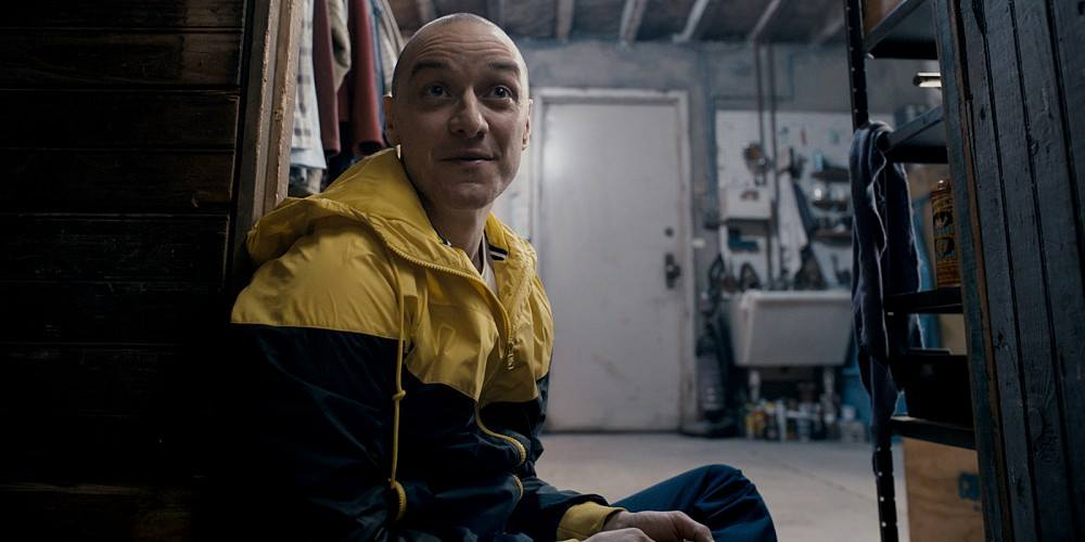Watch: Trailer for M. Night Shyamalan's 'Split', Starring James McAvoy as 23 People