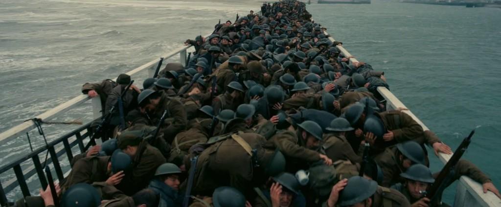 Christopher Nolan's 'Dunkirk' teaser