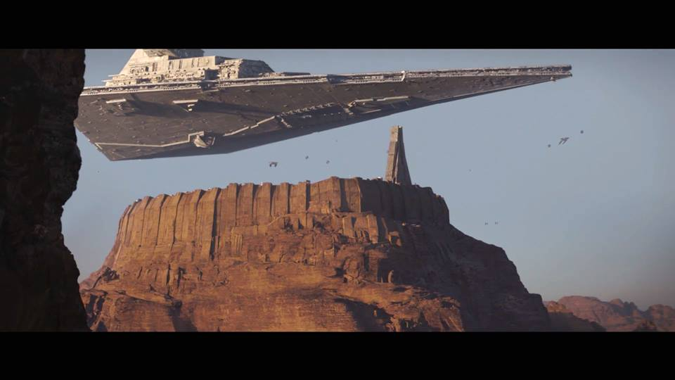 Star Wars News Round Up : Rogue One Trailer | Casting Lando