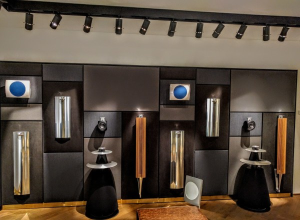 Bang and Olufsen – Where Technology Meets Art