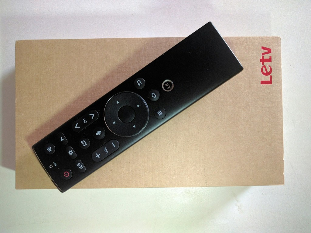 LeEco_X55_Super_Remote
