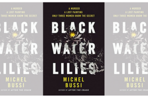'Black Water Lilies' by Michel Bussi | Book Review