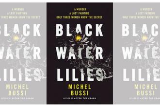 black-water-lilies-michel-bussi
