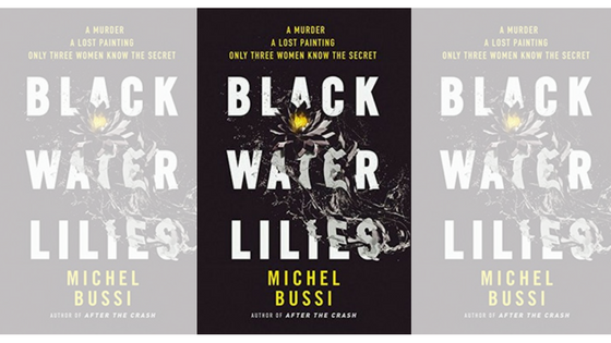 black-water-lilies-michel-bussi