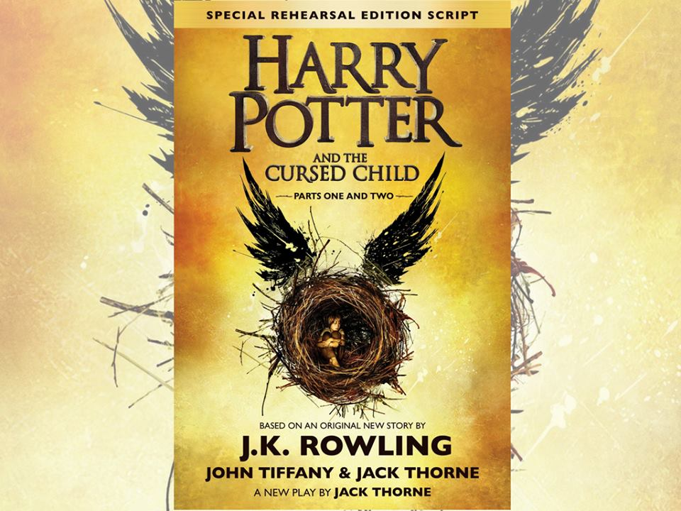 harry potter and the cursed child - photo #6