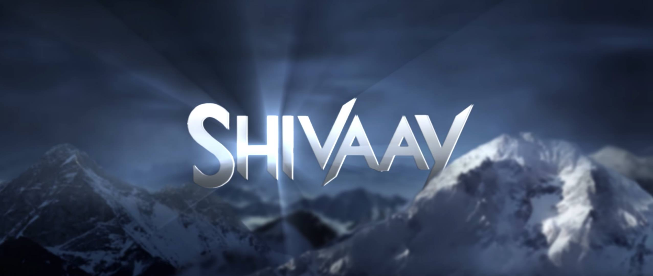Watch : Official Trailer of Ajay Devgn's 'Shivaay'