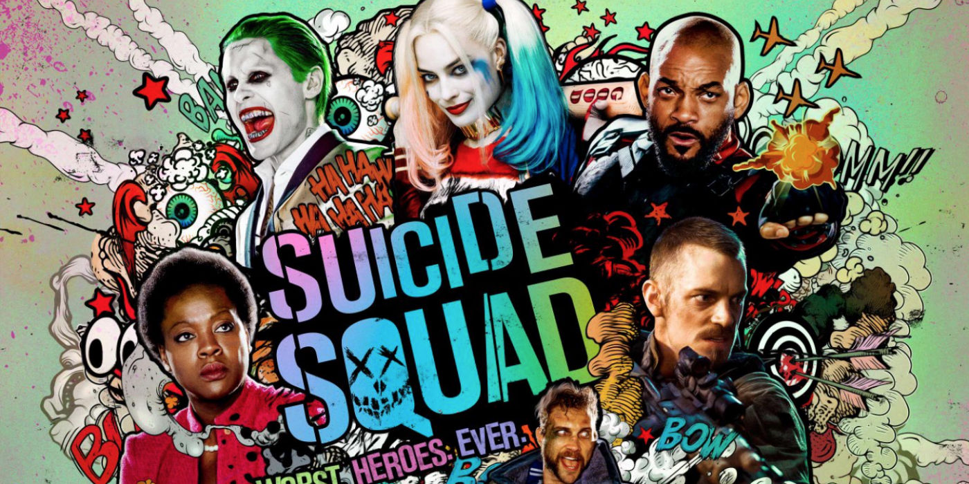 Suicide Squad Review |  A fun, flawed good time